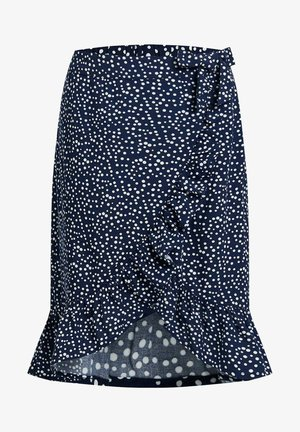 Wrap skirt - all over print