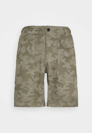 CLARKWALL SHORT - Short de sport - stone green