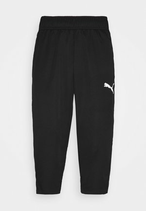 ACTIVE 3/4 PANTS - 3/4 sportovní kalhoty - black
