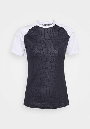 ZELDA GOLF - T-shirt con stampa - navy