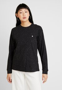 Carhartt WIP - AVA - Long sleeved top - black/multicolor/wax - 0