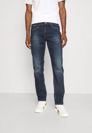 RILEY - Straight leg jeans - dark
