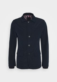 Tommy Hilfiger Tailored - MEMORY NYLON HYBRID BLAZER - Summer jacket - blue - 3