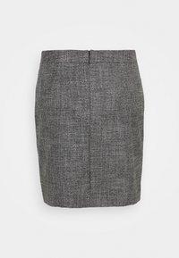 comma - Mini skirt - dark grey - 1