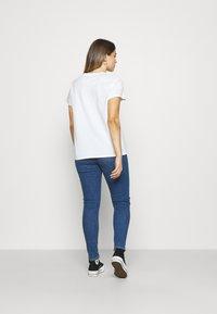 Levi's® - 720 HIRISE SUPER SKINNY - Jeans Skinny Fit - eclipse craze - 2