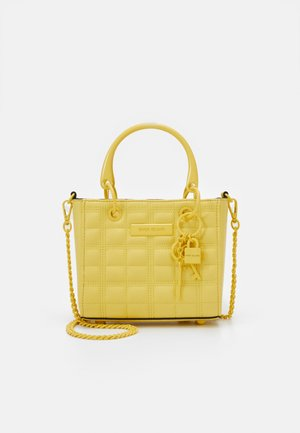 Bolso de mano - yellow