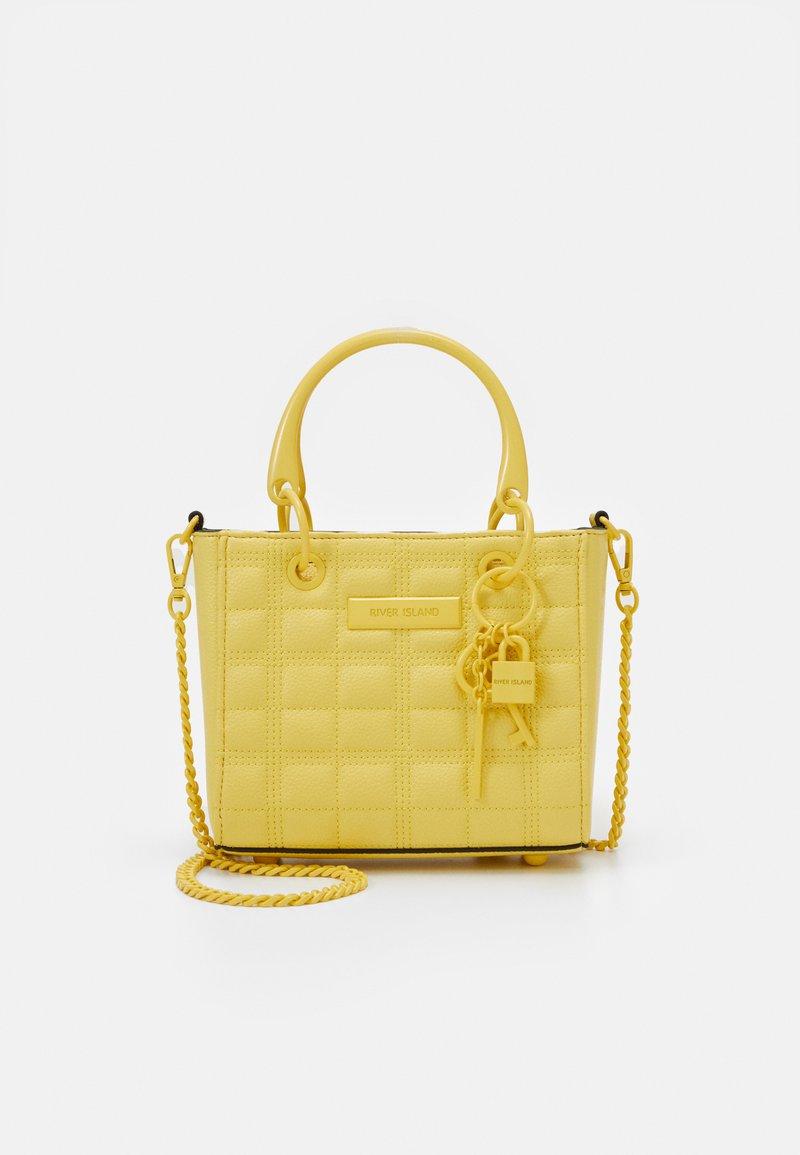 River Island - Handbag - yellow