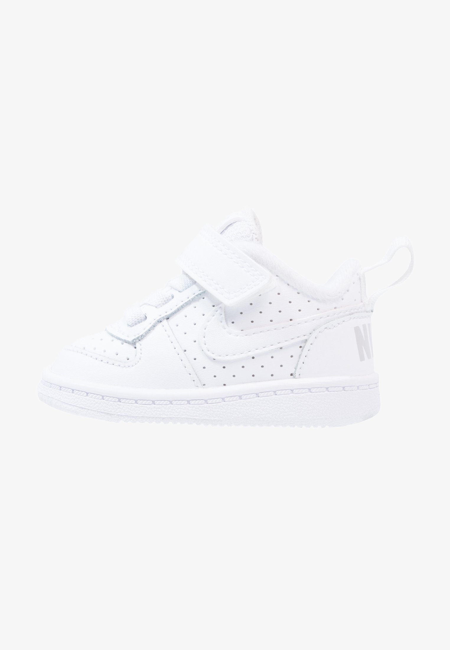 Obligar Interrupción Empresario  Nike Sportswear COURT BOROUGH - Zapatos de bebé - white/blanco - Zalando.es