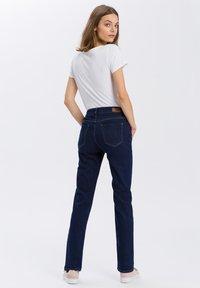 Cross Jeans - ROSE - Straight leg jeans - dark-blue - 2