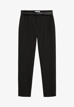 BOREAL - Pantaloni - schwarz
