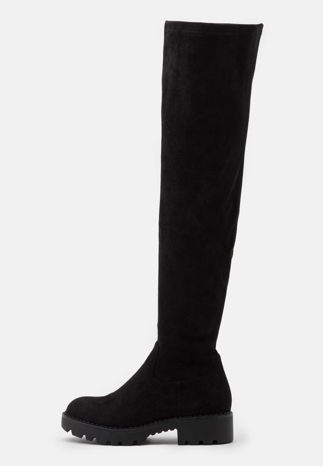 MYRNA - Over-the-knee boots - black