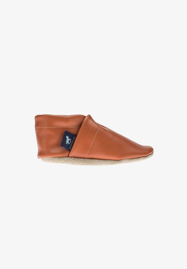 Slippers - orange