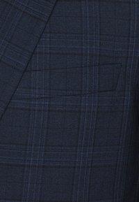 Isaac Dewhirst - BLUE CHECK - Kostym - blue - 10