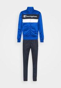Champion - TRACKSUIT - Tuta - blue/dark blue - 5
