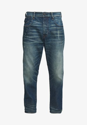 MORRY  - Relaxed fit jeans - dark blue denim