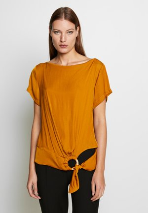 BLOUSE - Blouse - yellow