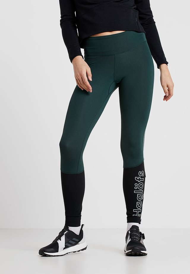 LIM COMP WOMEN - Tights - mineral