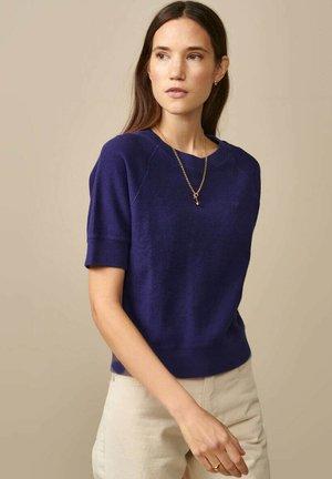 SELLA - Print T-shirt - blau
