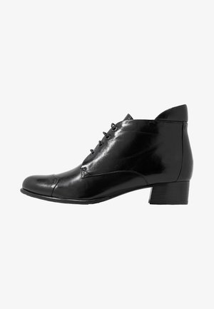 Ankle Boot - polar glove nero