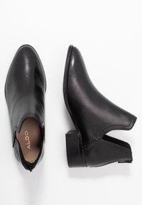 ALDO - KAICIA - Ankle boots - black - 3