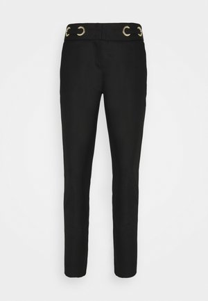 LANG - Trousers - black