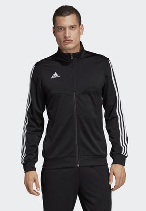 TIRO 19 POLYESTER TRACK TOP - Veste de survêtement - black