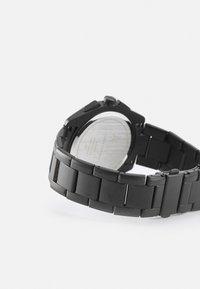 Armani Exchange - Hodinky se stopkami - black - 1