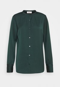 FOSTER - Button-down blouse - empire green