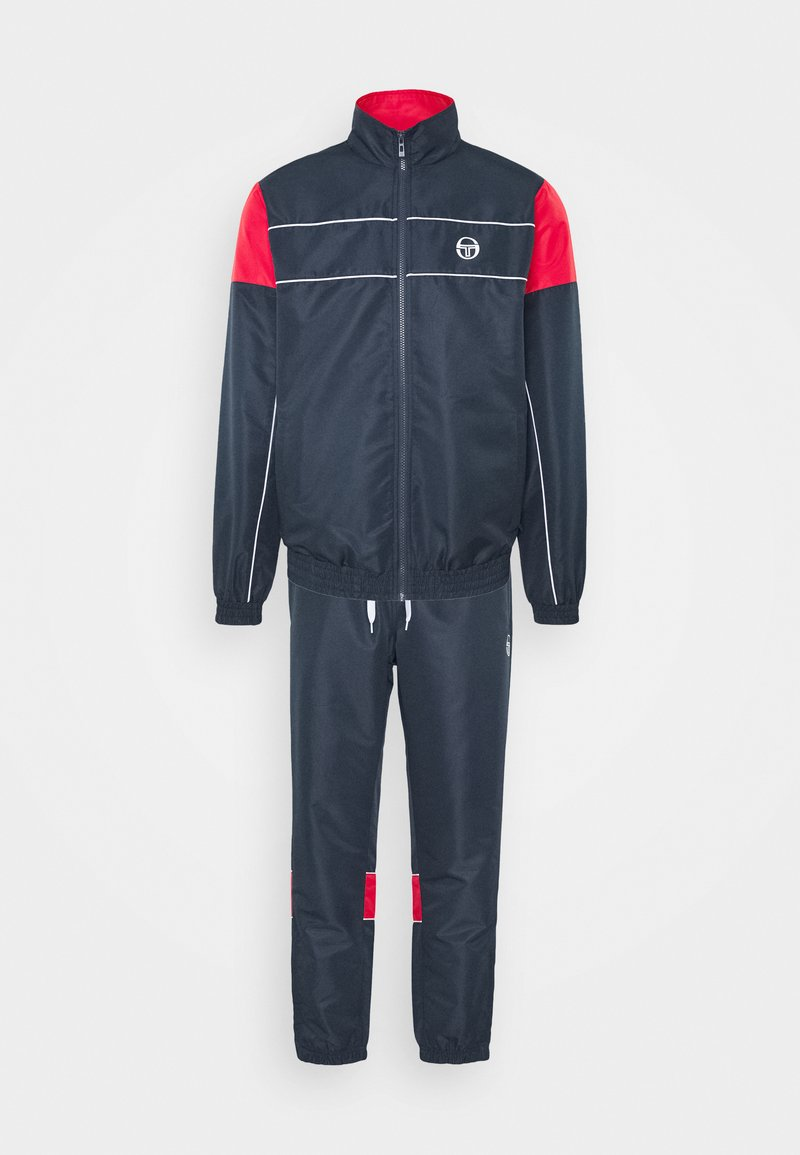 sergio tacchini - BERRY TRACKSUIT - Tracksuit - navy