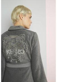 Kenzo - Dressing gown - grey - 1