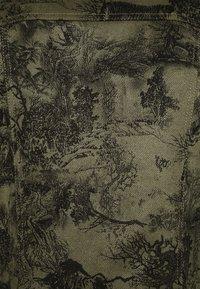 Desigual - CHAQ DAHLIA - Chaqueta fina - verde caribe - 5