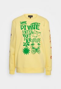 NEW girl ORDER - DINVINE INTENTIONS - Bluza - yellow - 4