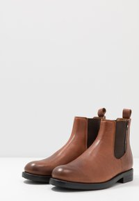 Pantofola d'Oro - LUKE CHELSEA UOMO HIGH - Classic ankle boots - tortoise shell - 2