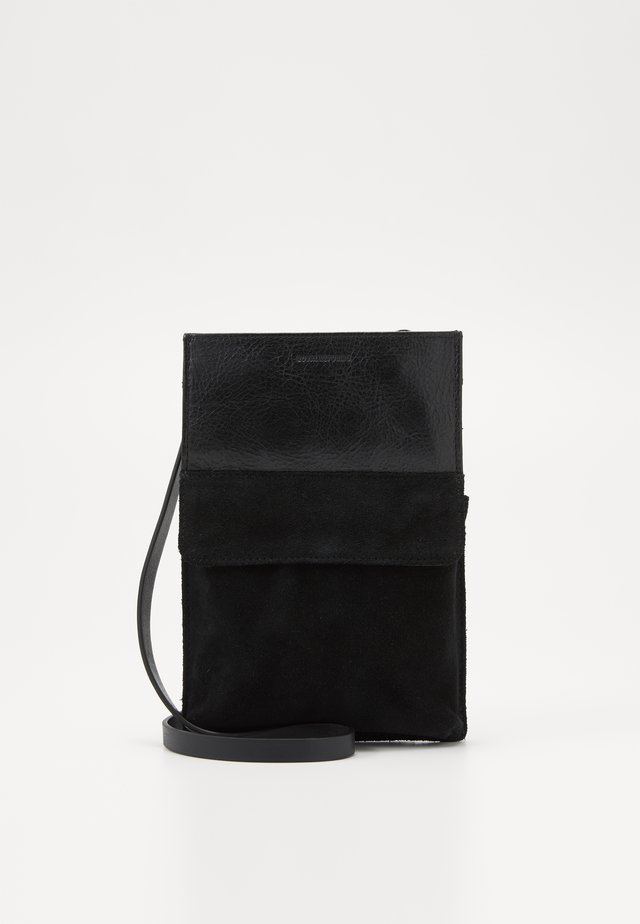 CROSSBODY POUCH - Across body bag - black