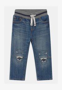 GAP - TODDLER BOY  - Slim fit jeans - blue denim - 0