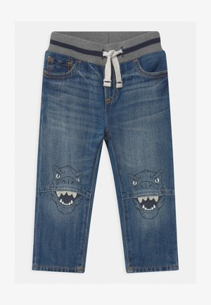 TODDLER BOY  - Slim fit jeans - blue denim