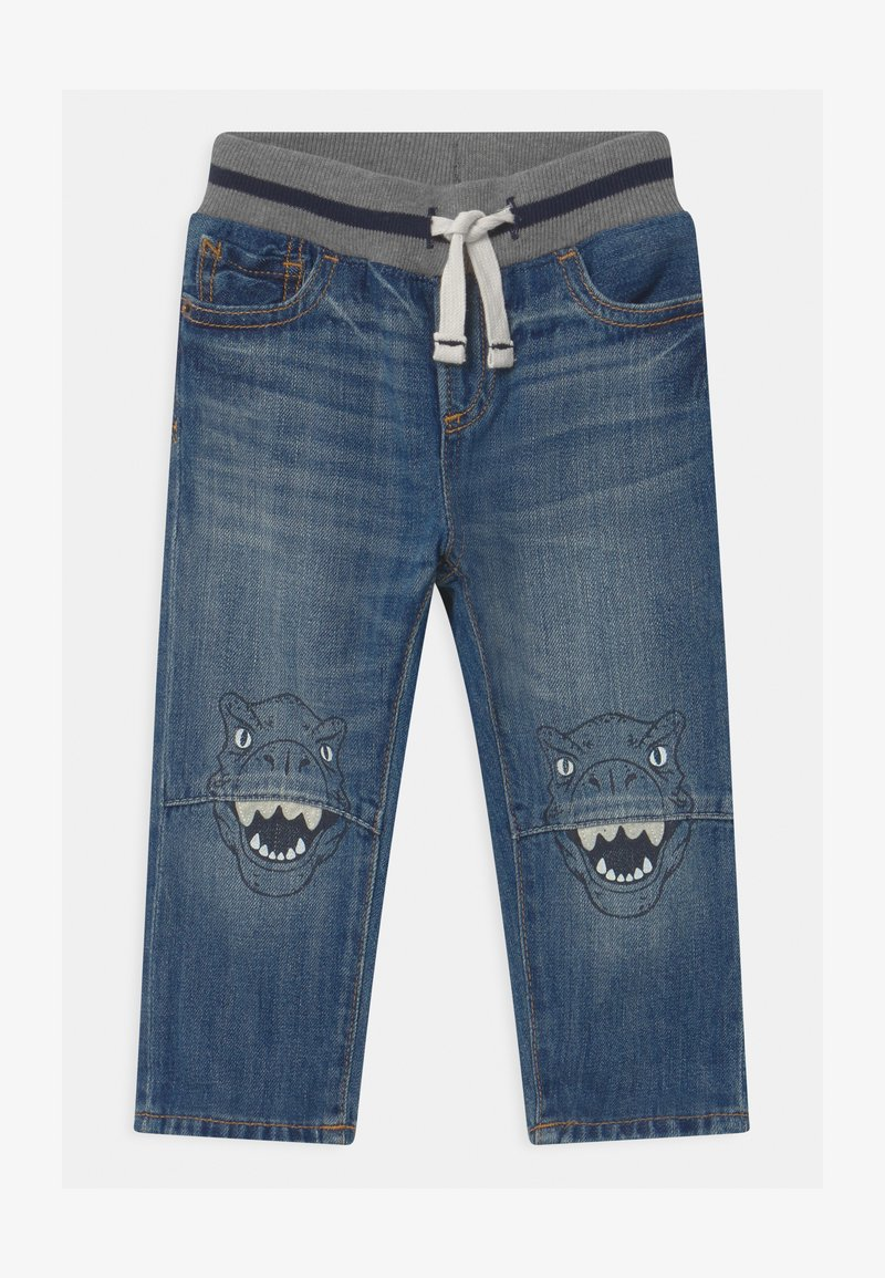 GAP - TODDLER BOY  - Džíny Slim Fit - blue denim