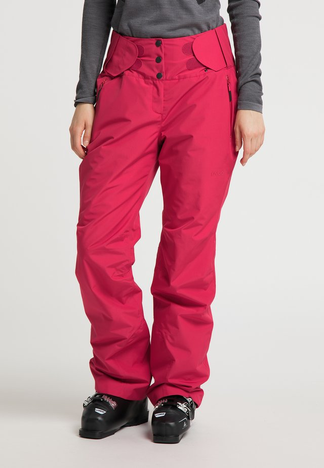 Trousers - jalapeno red
