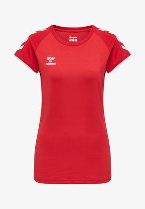 CORE  STRETCH  - Sports shirt - true red