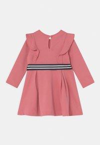 Polo Ralph Lauren - RUFFLE DAY DRESS SET - Jersey dress - desert rose - 1