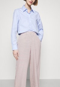 DKNY - Trousers - sunkiss bitter chocolate multi - 3