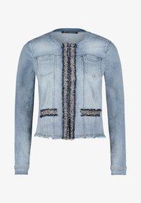 Betty Barclay - Denim jacket - blue bleached denim - 3