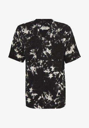 CALUMN - Shirt - black