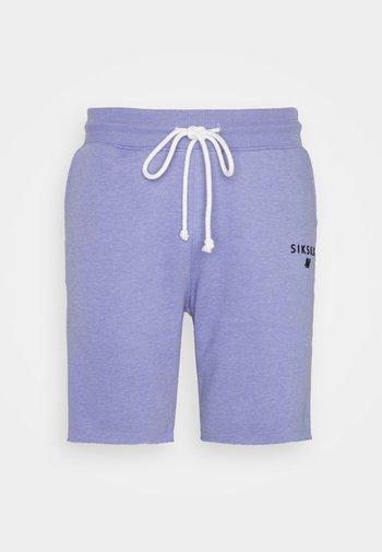 Shorts - purple marl
