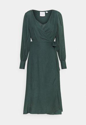 IHEBBALISE  - Day dress - darkest spruce