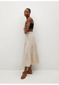 Mango - A-line skirt - arena - 3