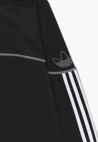 adidas Originals - OUTLINE CREW - Sweatshirt - black/white - 3