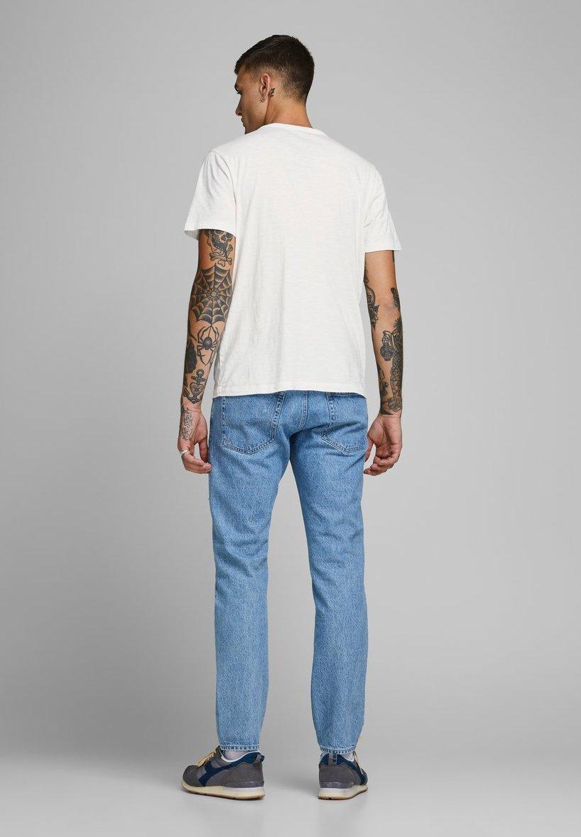 Jack & Jones Basic T-shirt - cloud dancer 6fmuv