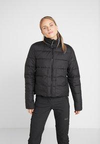 Didriksons - KIM WOMENS JACKET - Winter jacket - black - 4