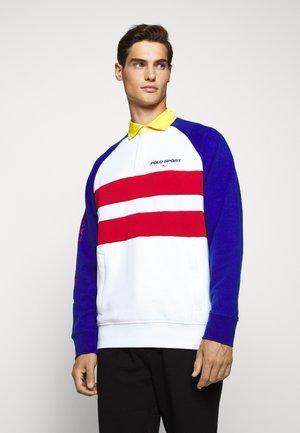MAGIC  - Sweatshirt - pure white/multi